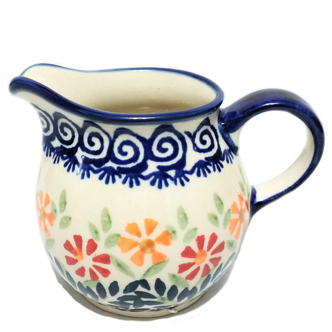 Creamer 0.2L in Spring Morning pattern