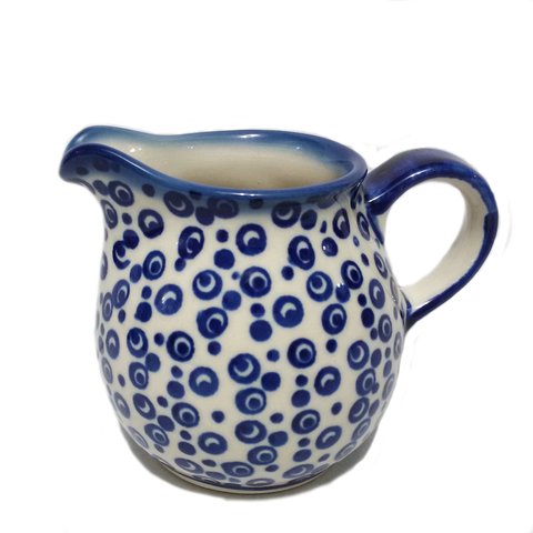 Creamer 0.2L in Bubbles pattern