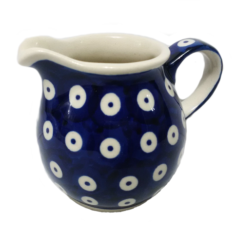 Creamer 0.2L in Polka Dot pattern