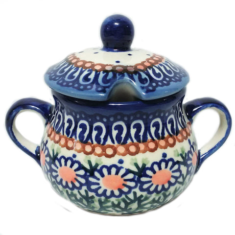 Sugar Bowl in Unikat pattern