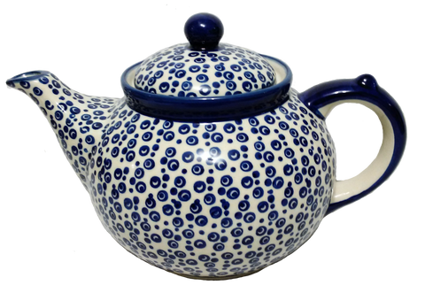 Afternoon teapot in Bubbles pattern