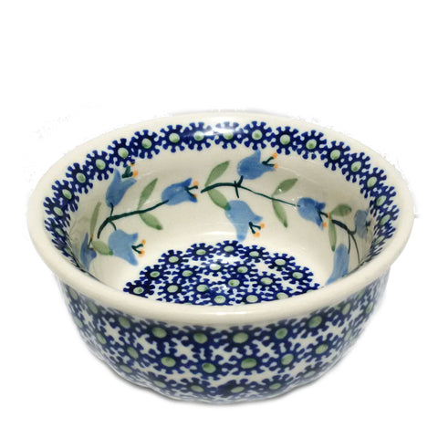 11cm Snack Bowl in Trailing Lily pattern