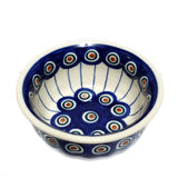 11cm Snack Bowl in Peacock pattern