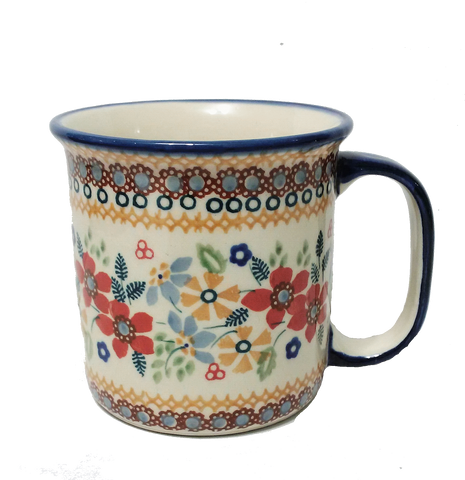 Large mug in Signed Summer Garden pattern