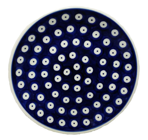 "6.5"" Bread and Butter Plate in Polka Dot pattern"