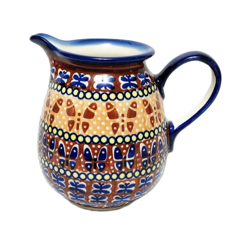 Pitcher 0.5L/16oz. in Unikat Butterfly pattern