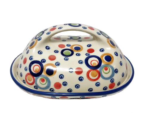 Butter dish in Unikat Modern pattern