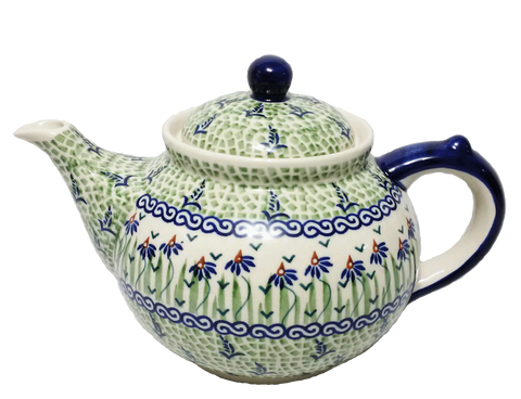 Afternoon teapot in Dancing Garden pattern