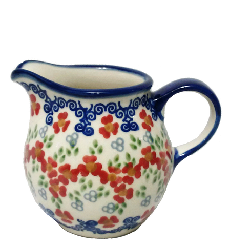 Creamer 0.2L in Unikat Poppy Meadow pattern