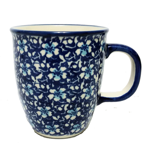 Bistro mug 0.3L in a Floral Fancy pattern