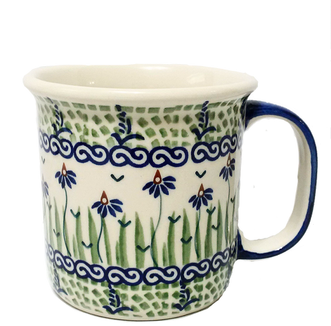 Large mug in Dancing Garden pattern