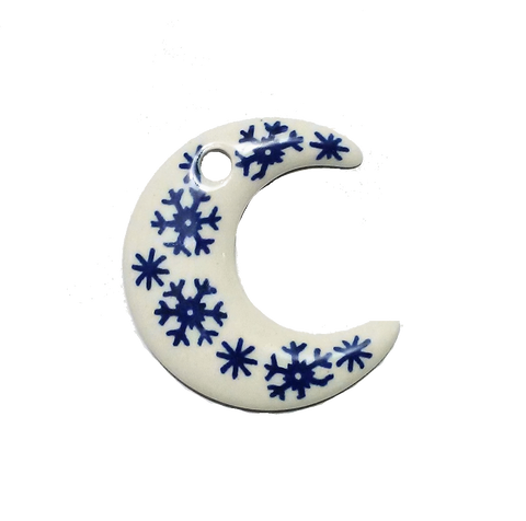 Christmas ornament - Moon