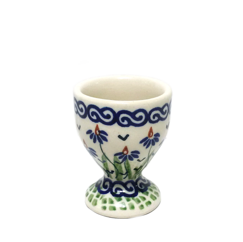 Egg cup in Dancing Garden pattern