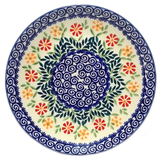 21.5 cm Luncheon Plate in Spring Morning pattern