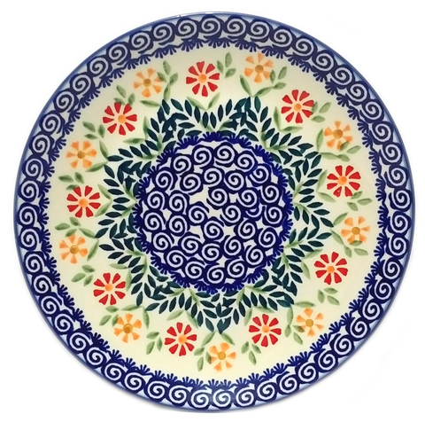 "8.5""Luncheon Plate in Spring Morning pattern"