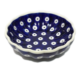 "4.75"" Candy Bowl in Polka Dot pattern"