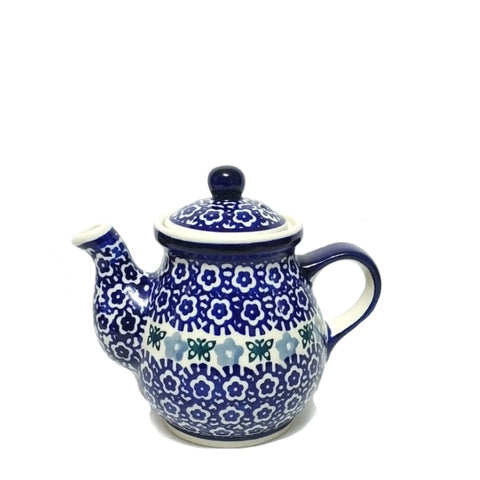 Mini Teapot 320ml in Traditional pattern