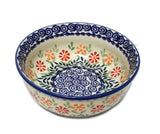 "16.5 cm / 6.5"" Soup / Serving Bowl in Spring Morning pattern"