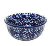 "4.5"" Snack Bowl in Floral Fancy pattern"