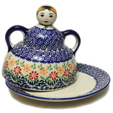Pancake / Cheese Lady in Spring Morning pattern