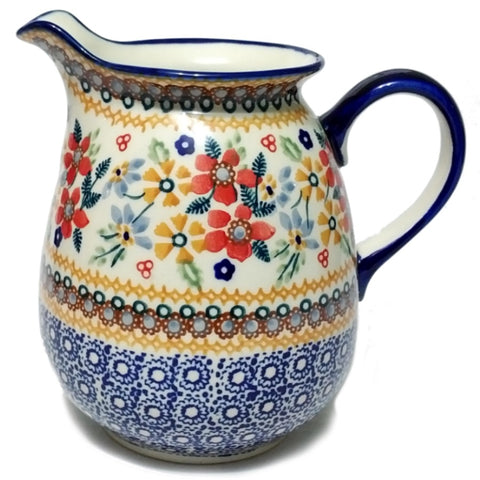 1L Pitcher in Summer Garden pattern