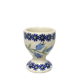 Egg cup in Trailing Lily pattern