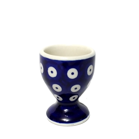 Egg cup in Polka Dot pattern