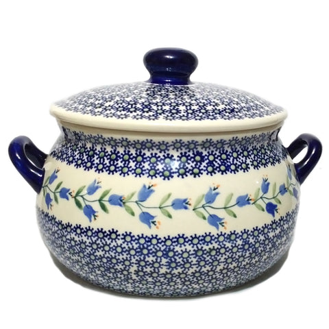 3L Soup Tureen in Trailing Lily pattern