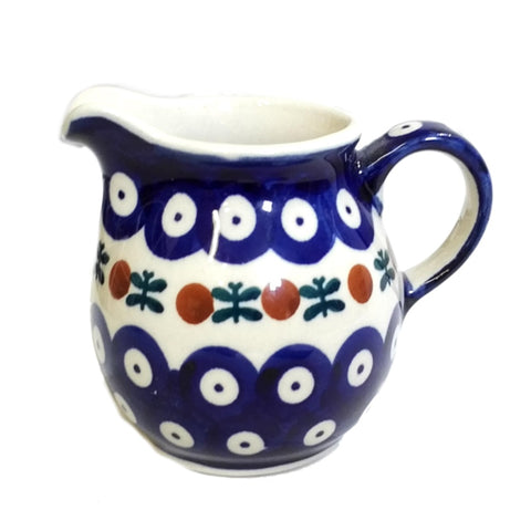 0.2L Creamer in Old Poland pattern