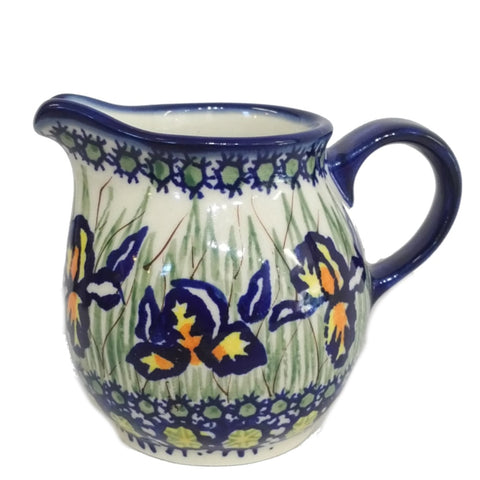 200 ml Creamer in Iris pattern