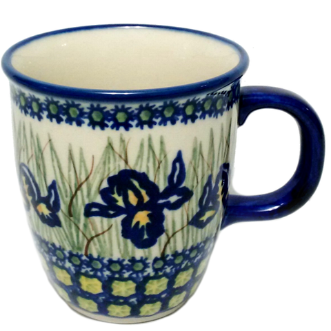 Bistro mug 0.3L in Signed IRIS pattern
