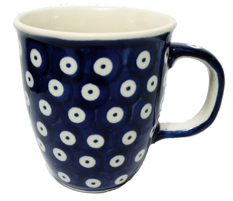 Bistro mug 0.3L in a Polka Dot pattern
