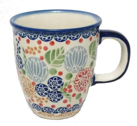 Bistro mug 0.3L in Signed Summer Berries pattern
