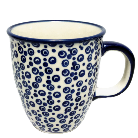 0.3L Bistro mug in Bubbles pattern