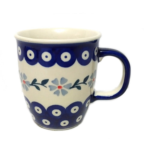 0.3L Bistro mug in Daisy Dot pattern
