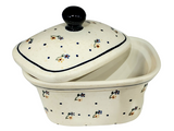 Large Butter Dish/ Container