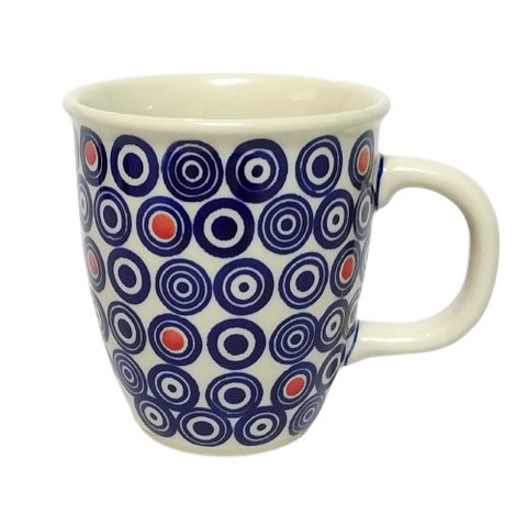 300ml Bistro mug in Traditional pattern
