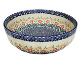 27cm Salad Bowl in Spring Morning pattern