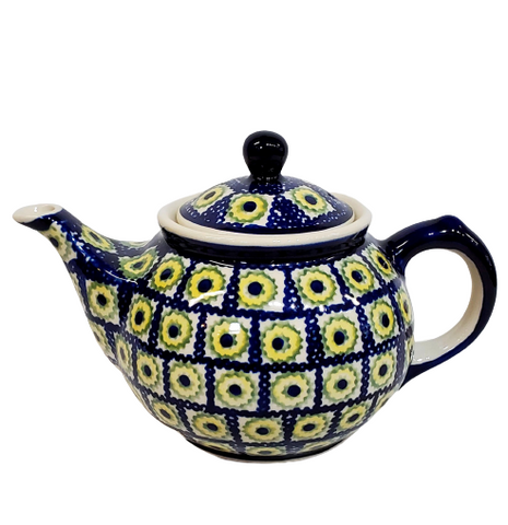 Morning teapot in Traditional pattern