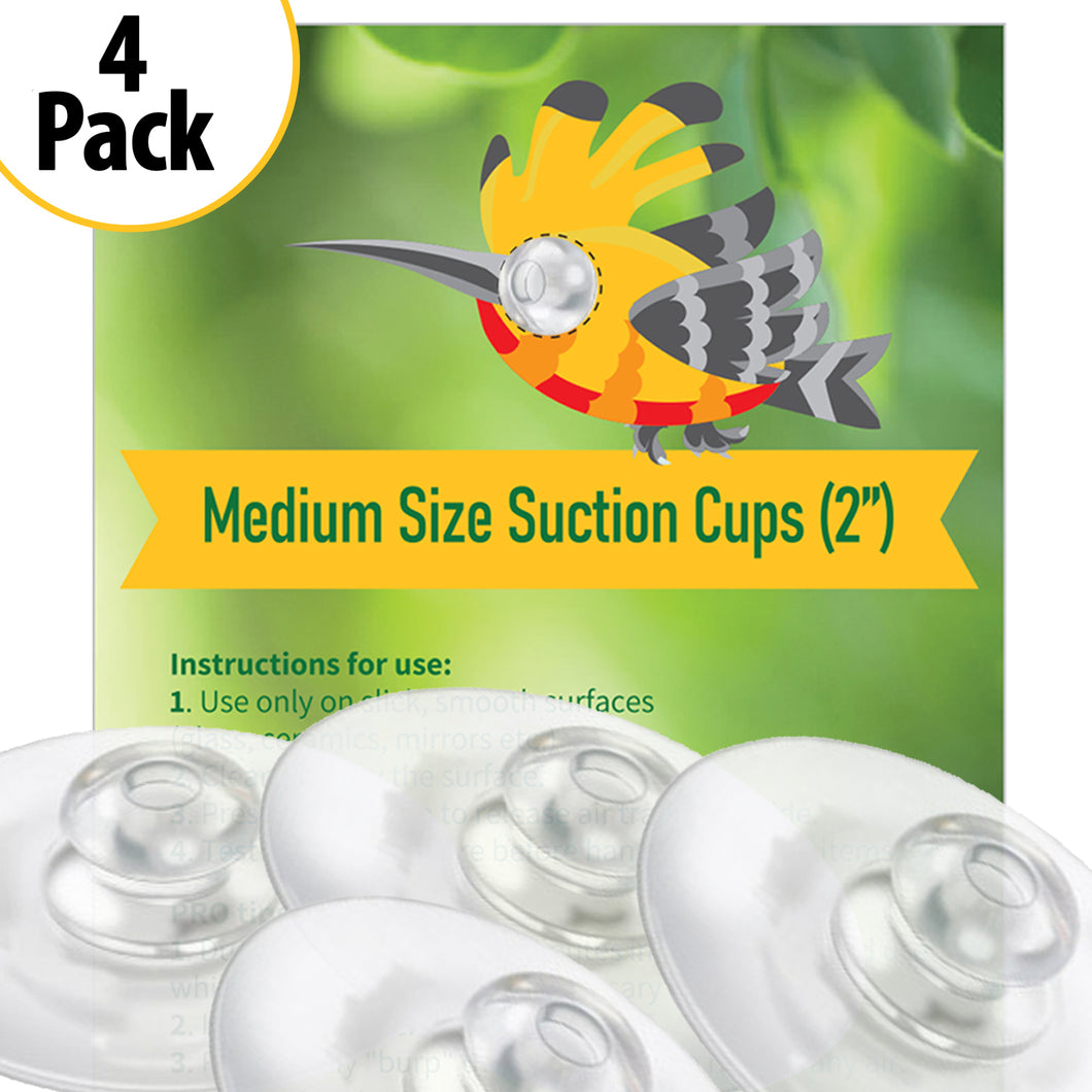 Replacement Suction Cups by Nature Anywhere