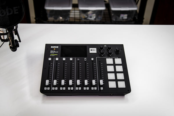RODECaster Pro - MultiChannel Board for Podcasting