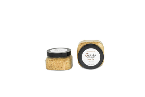Sugar Oat Body Scrub