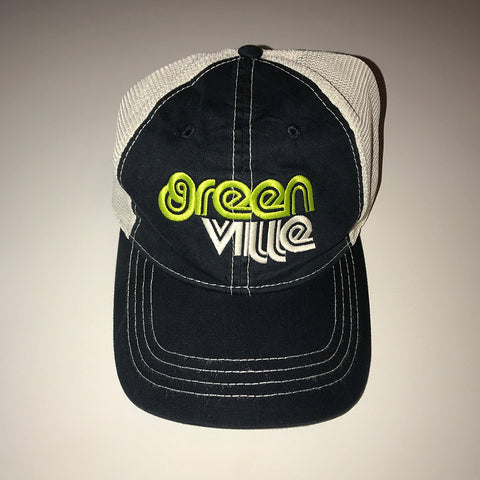 Greenville trucker hat