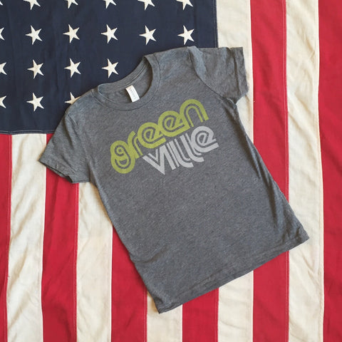 Greenville retro tee - youth