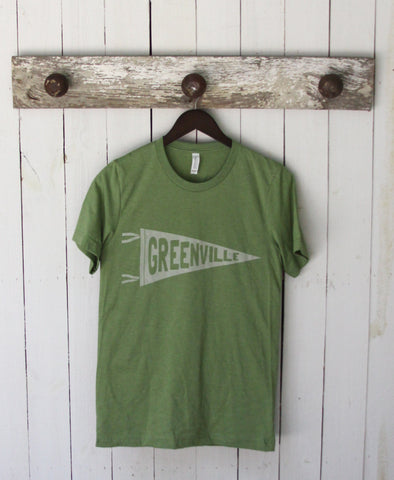 Greenville - Pennant Tee
