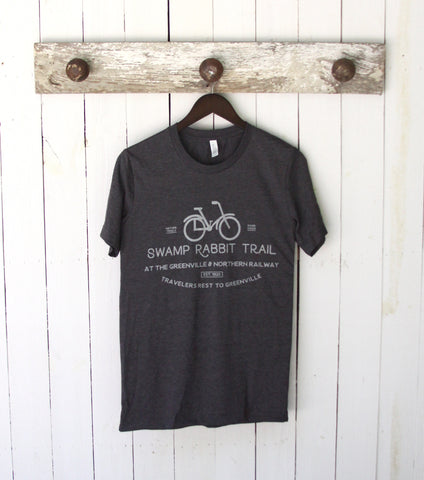 Swamp Rabbit Trail Tee