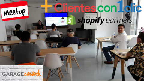 Segundo Meetup - Shopify Experts México