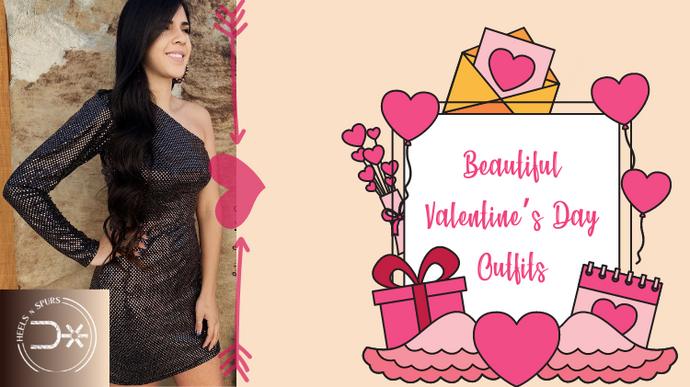 Beautiful Valentine's Day Outfits You Can Wear All Year Round