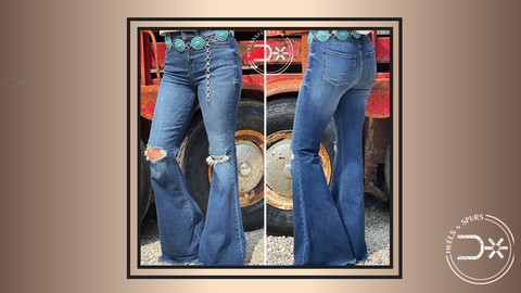 Ride in 'Em Cowgirl Jeans