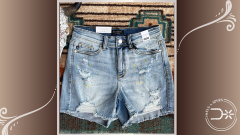 Ditch the Full Jeans for Shorts